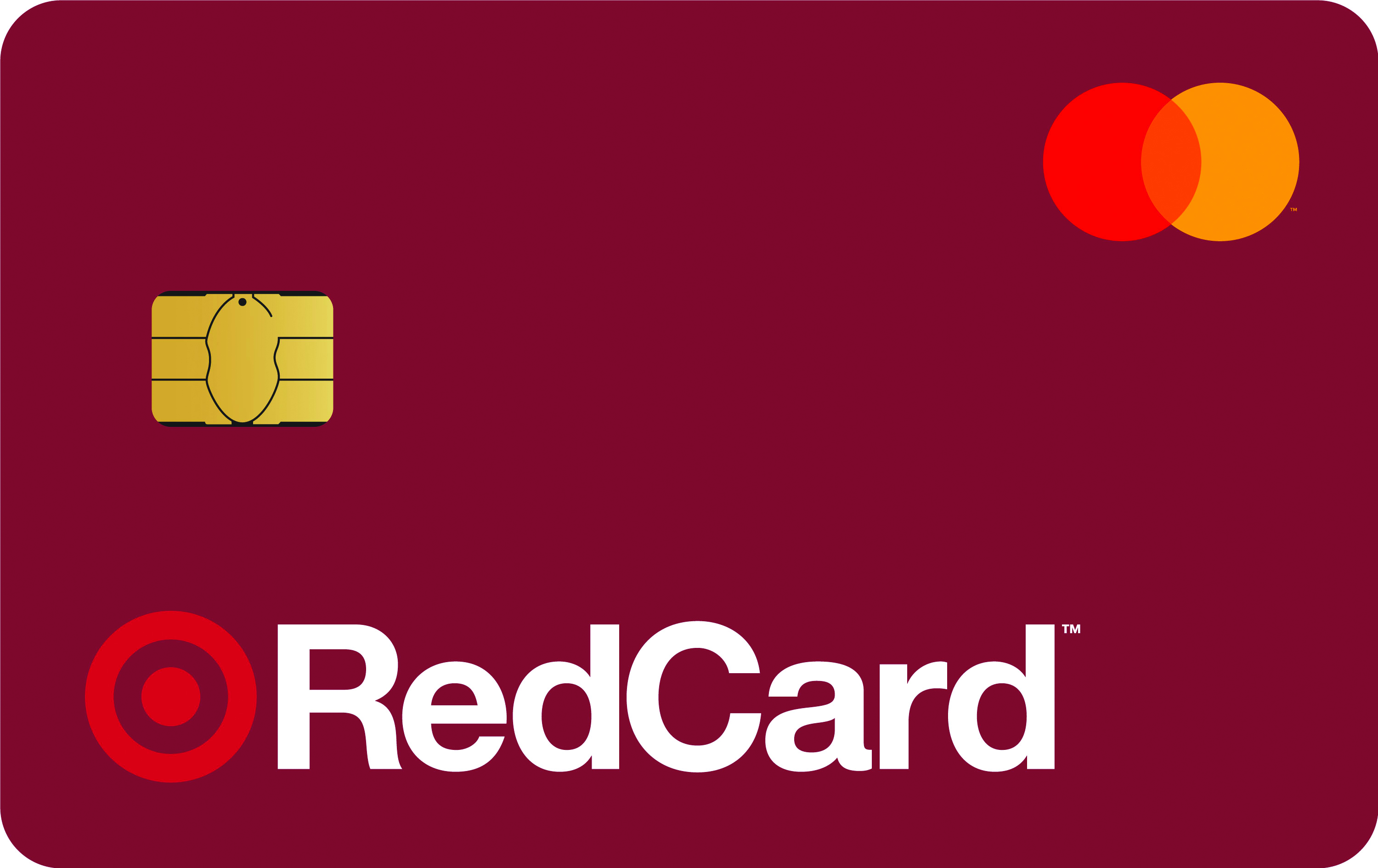 request RedCard credit account agreement